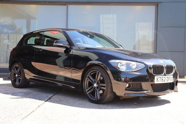 2012 62 BMW 116i SPORT BMW 116I M-SPORT Hatch 3 Door