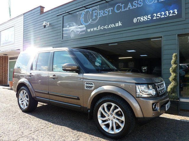 2015 15 LAND ROVER DISCOVERY 4 Discovery 4 HSE SDV6 AUTO