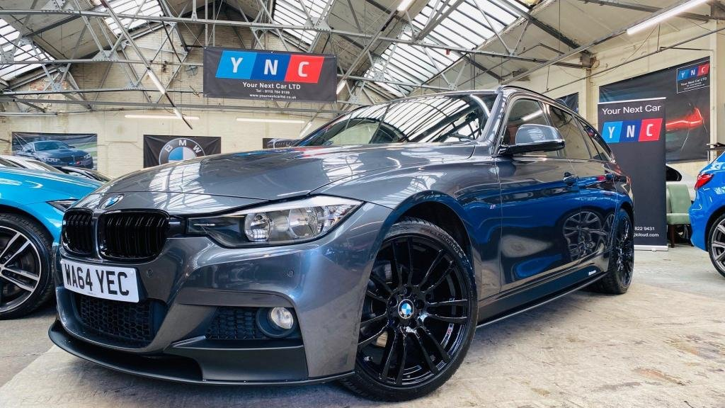 USED 2014 64 BMW 3 SERIES 2.0 320d M Sport Touring xDrive (s/s) 5dr PERFORMANCEKIT+XDRIVE+PROAUDIO
