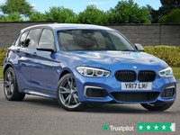 USED 2017 17 BMW 1 SERIES 3.0 M140I 5d 335 BHP ONLY 6,500 Miles FBMWSH