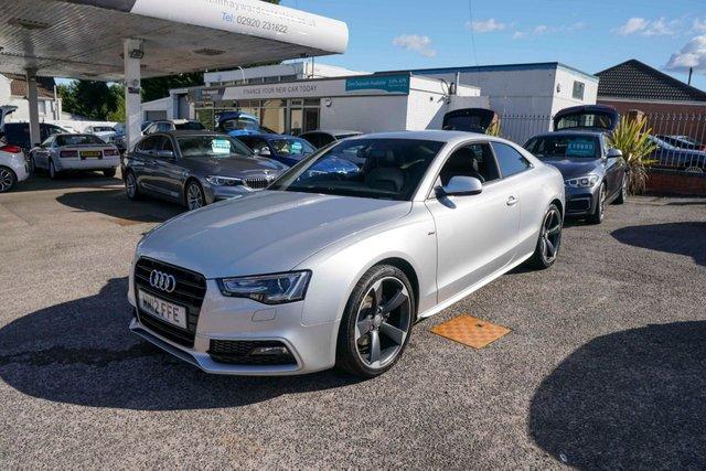 AUDI A5 at Tim Hayward Car Sales