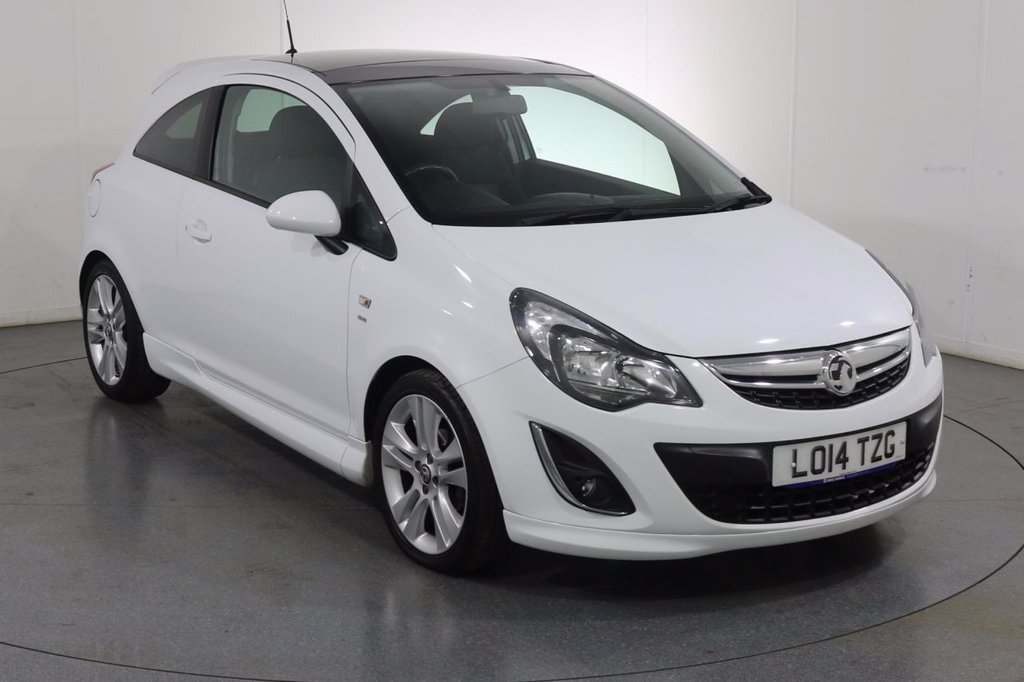 USED 2014 14 VAUXHALL CORSA 1.4 SXI AC 3d 98 BHP £2070 OPTIONAL EXTRAS FITTED!!!
