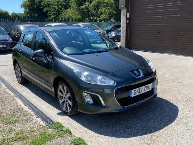 USED 2012 12 PEUGEOT 308 1.6 E-HDI ACTIVE 5d 112 BHP ONE OWNER SINCE 2012 + SERVICE HISTORY