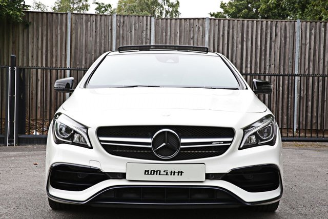 MERCEDES-BENZ CLA at Bonsha Motors