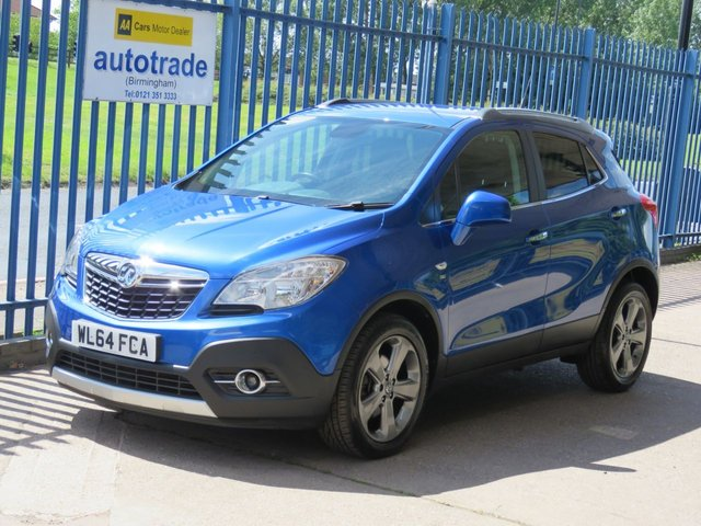 USED 2014 64 VAUXHALL MOKKA 1.7 SE CDTi S/S Full leather Cruise DAB Heated seats Privacy Alloys Finance arranged Part exchange available Open 7 days