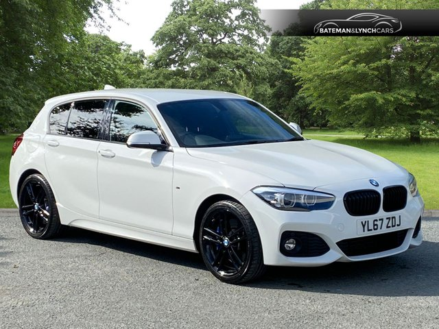 2017 67 BMW 1 SERIES 116d M Sport Shadow Edition Sports Hatch (s/s) 5dr