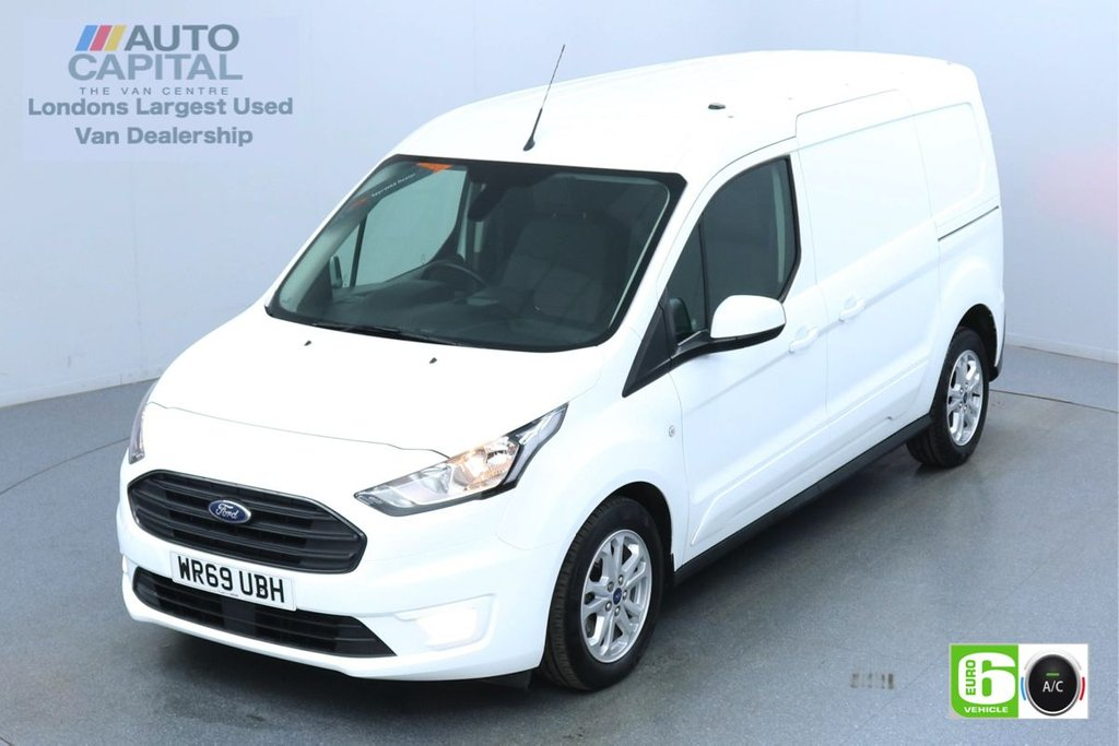 USED 2019 69 FORD TRANSIT CONNECT 1.5 240 Limited 120 BHP Auto L2 LWB 3 Seats Euro 6 Low Emission Finance Available Online | Reserve Online Now | Fully Sanitised |  UK Delivery
