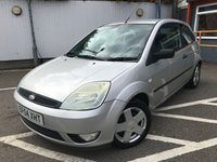 USED 2004 04 FORD FIESTA 1.4 FLAME 16V 3d 80 BHP