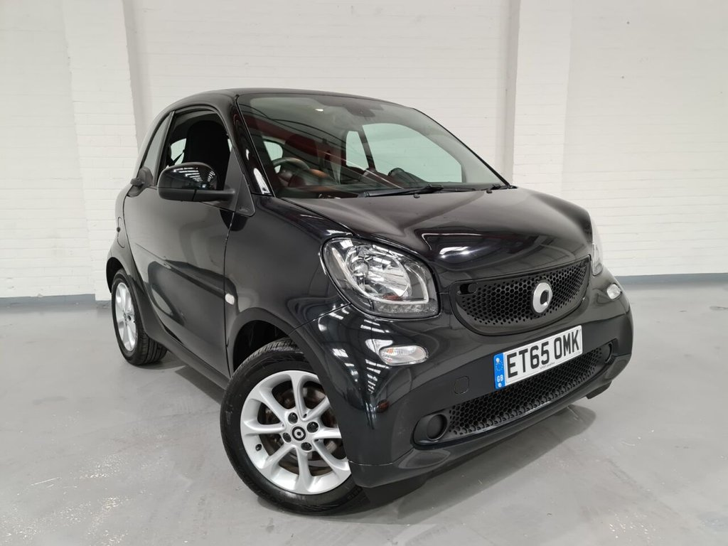 USED 2016 65 SMART FORTWO 1.0 PASSION 2d 71 BHP