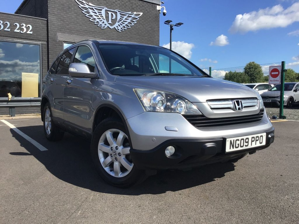 USED 2009 09 HONDA CR-V 2.0 I-VTEC ES 5d 148 BHP LOW MILEAGE | FINANCE OPTIONS