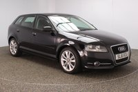 USED 2011 61 AUDI A3 2.0 SPORTBACK TDI SPORT 5DR 138 BHP FULL SERVICE HISTORY + £30 12 MONTHS ROAD TAX + HEATED FRONT SEATS + BLUETOOTH + CRUISE CONTROL + CLIMATE CONTROL + MULTI FUNCTION WHEEL + RADIO/CD/AUX + ELECTRIC WINDOWS + ELECTRIC/HEATED DOOR MIRRORS + 17 INCH ALLOY WHEELS