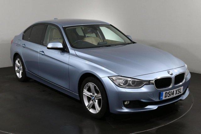 2014 14 BMW 3 SERIES 2.0 325D SE 4d 215 BHP
