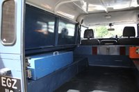 USED 1991 J LAND ROVER 110 110 3 door Ex NHS Loads of history MY1991