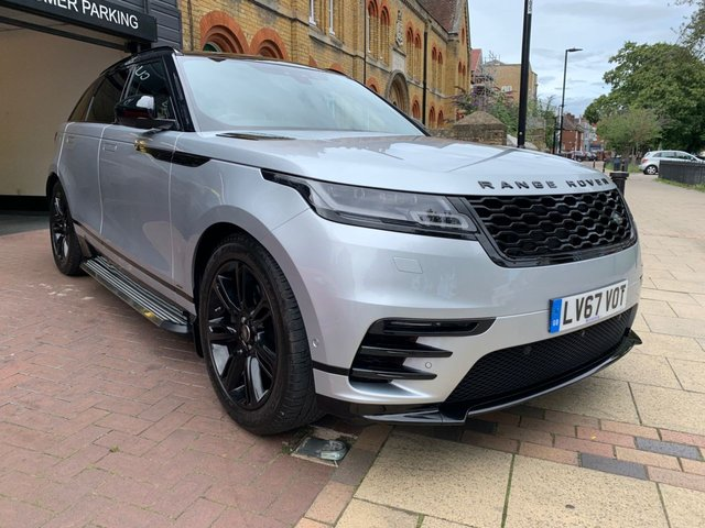 USED 2017 N LAND ROVER RANGE ROVER VELAR 3.0 R-DYNAMIC SE 5d 296 BHP 1 PRIVATE OWNER FROM NEW, FULL MAIN DEALER SERVICE HISTORY