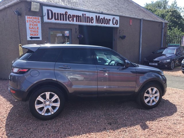 USED 2015 65 LAND ROVER RANGE ROVER EVOQUE 2.0 ED4 SE TECH 5d 148 BHP ++ LOW MILEAGE DIESEL +£30 ROAD TAX++