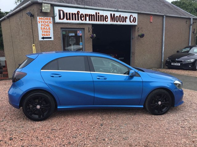 USED 2016 16 MERCEDES-BENZ A-CLASS 1.5 A 180 D SPORT 5d 107 BHP ++VEHICLE NOW RESERVED ++