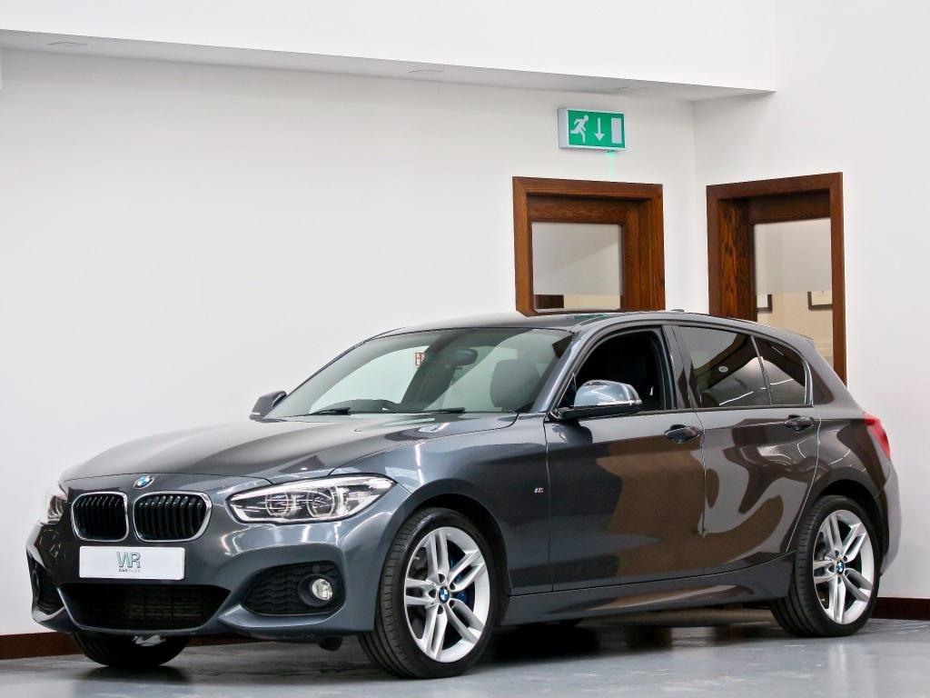 USED 2015 65 BMW 1 SERIES 2.0 120d M Sport Auto xDrive (s/s) 5dr XDRIVE + H/KARDON + H/LEATHER