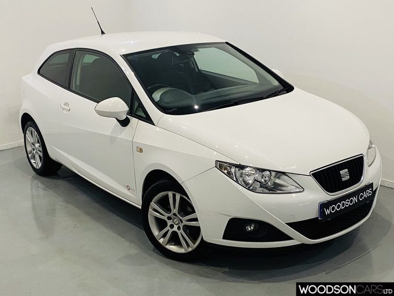 USED 2011 61 SEAT IBIZA 1.4 SE COPA 3d 85 BHP Isofix / Aux / 1 Previous Owner / Privacy Glass / Electric Folding Mirrors