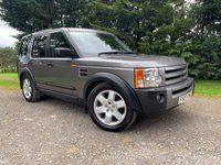 2007 LAND ROVER DISCOVERY 3 LANDROVER DISCOVERY XS 2.7 TDV6 7 SEATER £7995.00