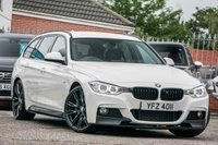 USED 2015 BMW 3 SERIES 2.0 320D M SPORT TOURING 5d 181 BHP