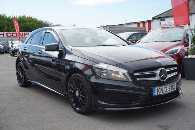 USED 2013 13 MERCEDES-BENZ A-CLASS 2.1 A220 CDI BLUEEFFICIENCY AMG SPORT 5d 170 BHP *GOOD CONDITION, GREAT SPEC*