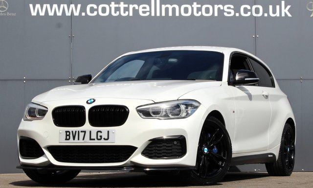 2017 17 BMW 1 SERIES 3.0 M140I 3d 335 BHP [ M PERFORMANCE ]