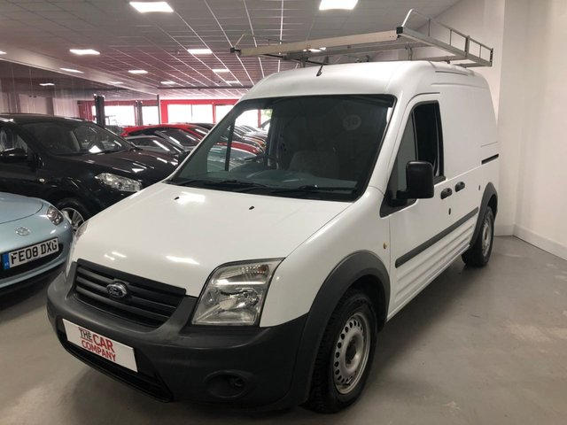 2011 11 FORD TRANSIT CONNECT 1.8 T230 HR 90 BHP
