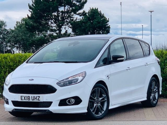 USED 2018 18 FORD S-MAX 2.0 ST-LINE 5d 238 BHP