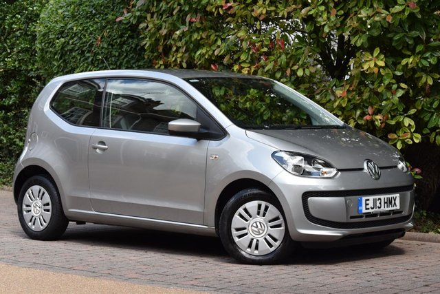 2013 13 VOLKSWAGEN UP 1.0 MOVE UP 3d 59 BHP