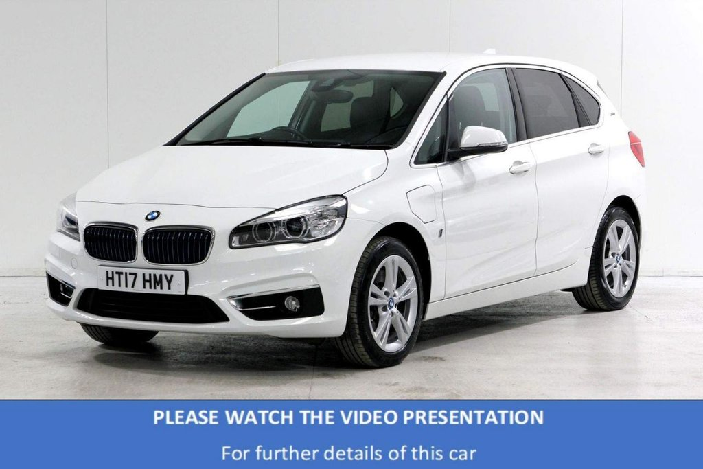 USED 2017 17 BMW 2 SERIES ACTIVE TOURER 1.5 225xe 7.6kWh Luxury Active Tourer Auto 4WD (s/s) 5dr INNOVATION PACK*TECH PACK*CAM