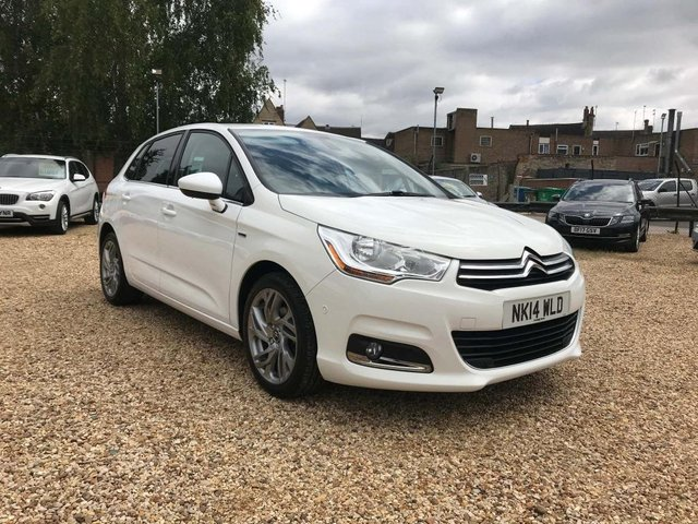 USED 2014 14 CITROEN C4 1.6 e-HDi Airdream Exclusive EGS6 5dr £20 Road Tax & DAB