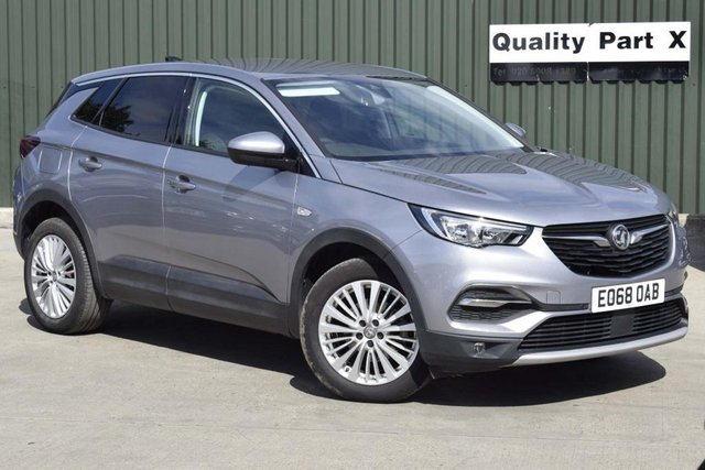 USED 2018 68 VAUXHALL GRANDLAND X 1.2 Turbo Sport Nav Auto (s/s) 5dr CALL FOR NO CONTACT DELIVERY
