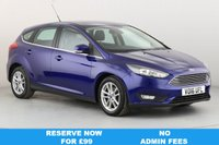 USED 2016 16 FORD FOCUS 1.5 ZETEC TDCI 5d 118 BHP BLUETOOTH | DAB | ALLOYS | AC