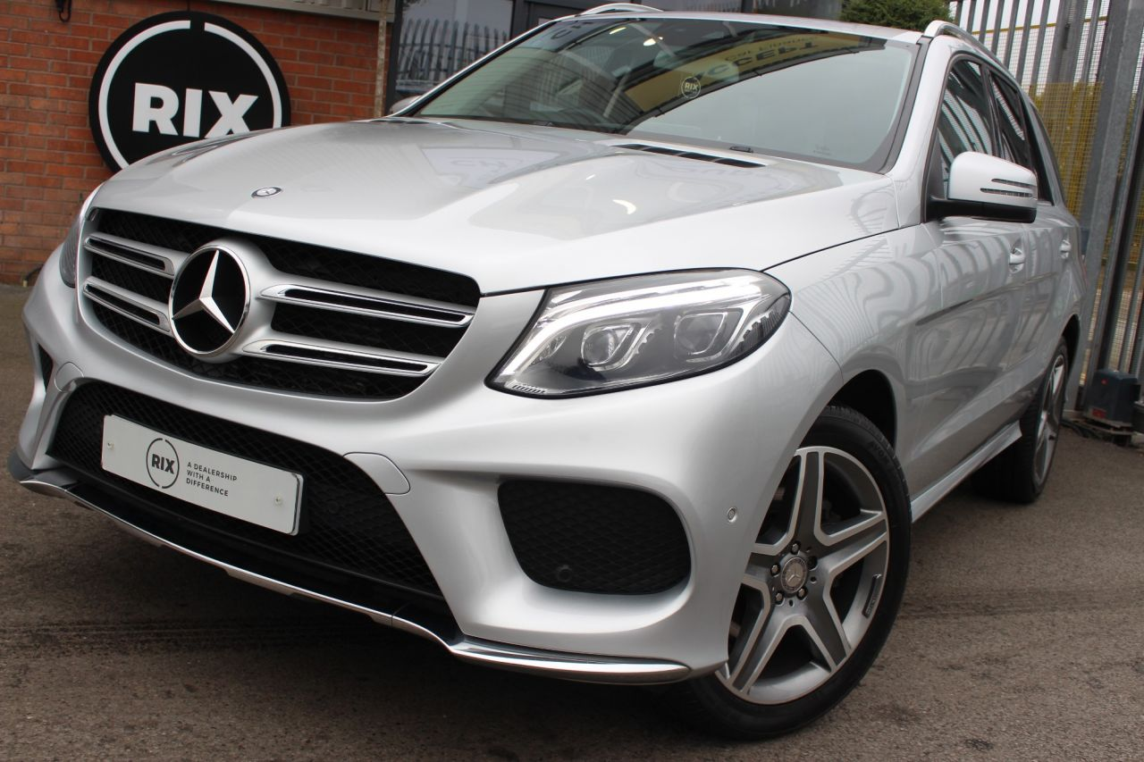 Used MERCEDES-BENZ GLE-CLASSfor sale