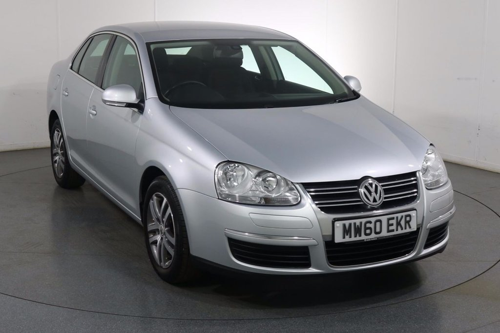 USED 2011 60 VOLKSWAGEN JETTA 1.6 SE TDI 4d 103 BHP ONE OWNER with 9 Stamp SERVICE HISTORY