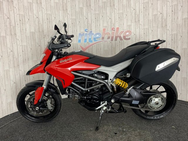 DUCATI HYPERSTRADA at Rite Bike