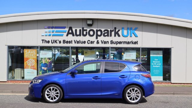 USED 2013 63 LEXUS CT 1.8 200H LUXURY 5d 136 BHP LOW DEPOSIT OR NO DEPOSIT FINANCE AVAILABLE . USABILITY INSPECTED AND WITH WARRANTY + LOW COST EXTENDED WARRANTY AVAILABLE . ALWAYS DRIVING DOWN PRICES .