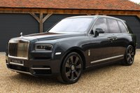 USED 2018 68 ROLLS ROYCE CULLINAN 6.7 V12 5d 564 BHP 2018 8k Miles Direct Rolls Royce VAT qualifying Beautiful Grey