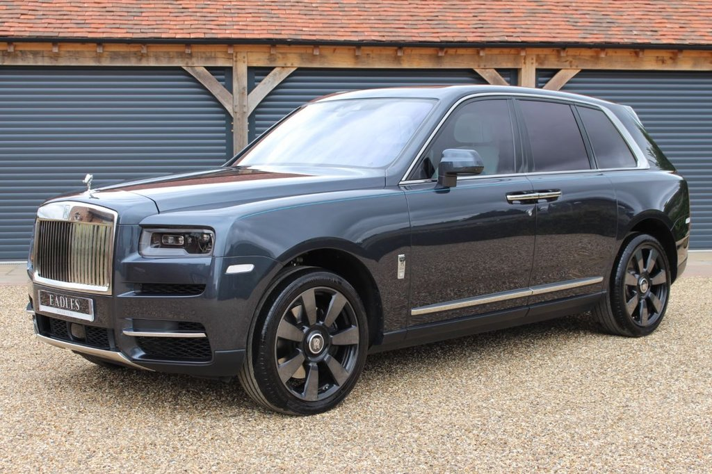 View our ROLLS ROYCE CULLINAN