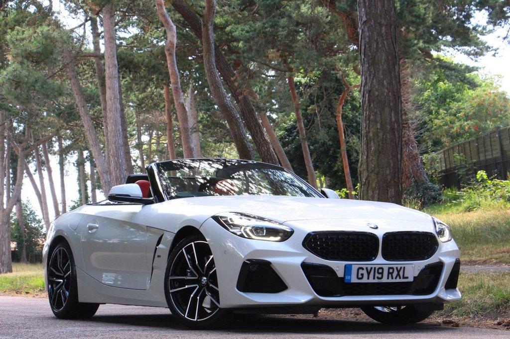 USED 2019 19 BMW Z4  Z4 SDRIVE 30I M SPORT 255BHP