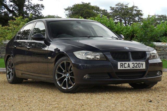 2008 BMW 3 SERIES 2.0 318I EDITION ES 4d 141 BHP