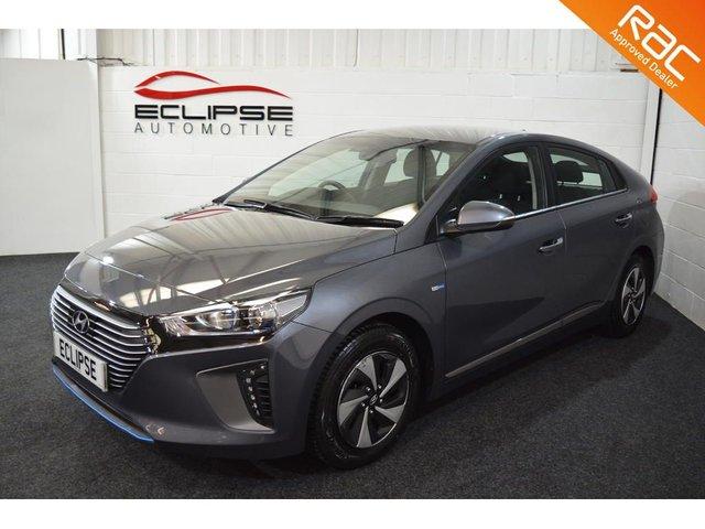 2019 68 HYUNDAI IONIQ 1.6 SE 5d AUTO 140 BHP