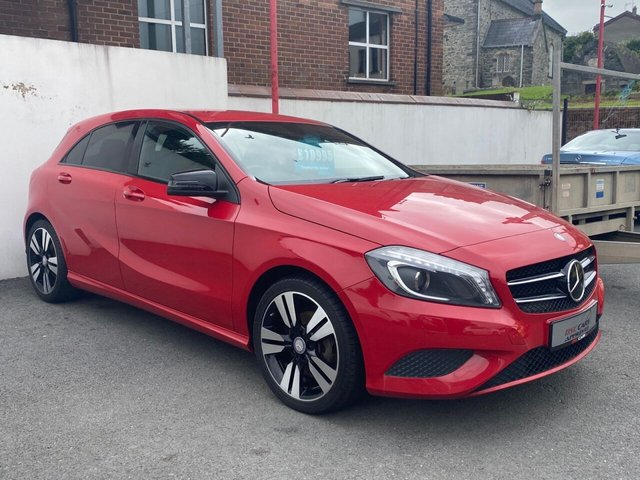 2015 15 MERCEDES-BENZ A-CLASS 1.5 A180 CDI BLUEEFFICIENCY SPORT 5d 109 BHP