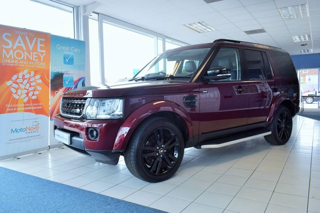 2015 15 LAND ROVER DISCOVERY 4 3.0 SDV6 HSE 5d AUTO 255 BHP VAT QUALIFYING