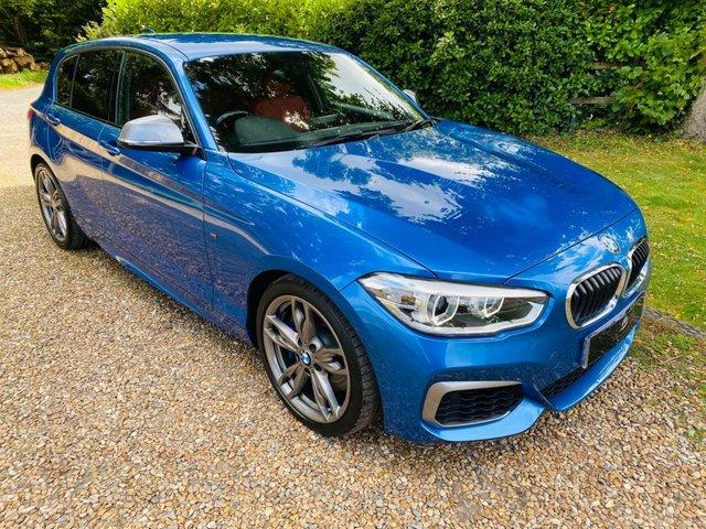 2017 66 BMW 1 SERIES 3.0 M140I 5d 335 BHP