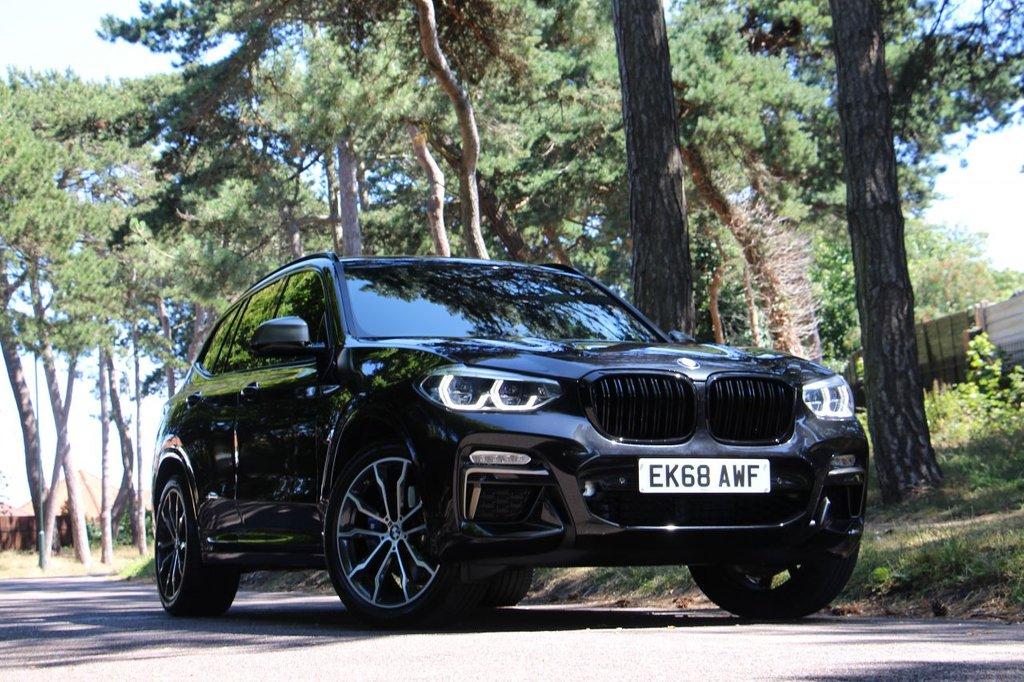 USED 2018 68 BMW X3 3.0 M40I 5d 356 BHP