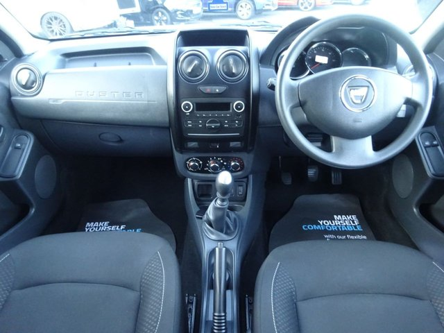 USED 2017 17 DACIA DUSTER 1.5 AMBIANCE DCI 5d 109 BHP ***JUST ARRIVED ...01543 877320***
