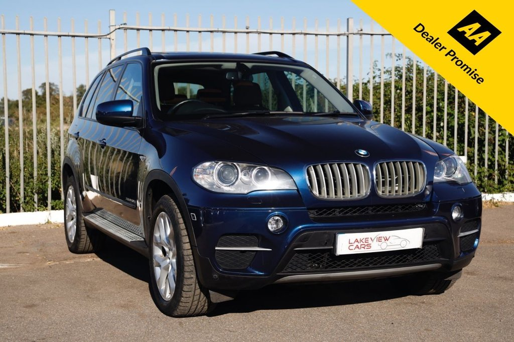 USED 2012 12 BMW X5 3.0 XDRIVE40D SE 5d 302 BHP