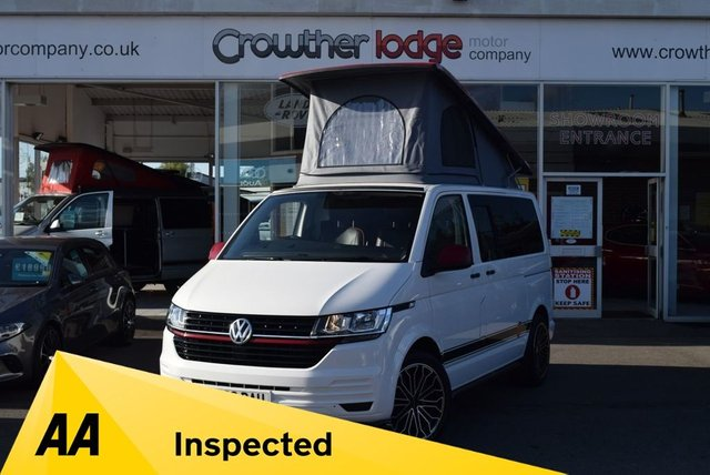 USED 2020 20 VOLKSWAGEN TRANSPORTER 2.0 T28 TDI P/V STARTLINE 109 BHP BRAND NEW PROFESSIONAL CONVERSION. CURRENTLY IN BUILD, SPECIFICATION CAN BE AMENDED
