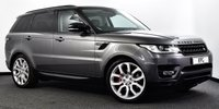 """USED 2016 66 LAND ROVER RANGE ROVER SPORT 3.0 SD V6 HSE Dynamic CommandShift 2 4X4 (s/s) 5dr £6k Extra's, Pan Roof, 22""""s +"""